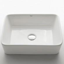 Керамическая раковина для ванной